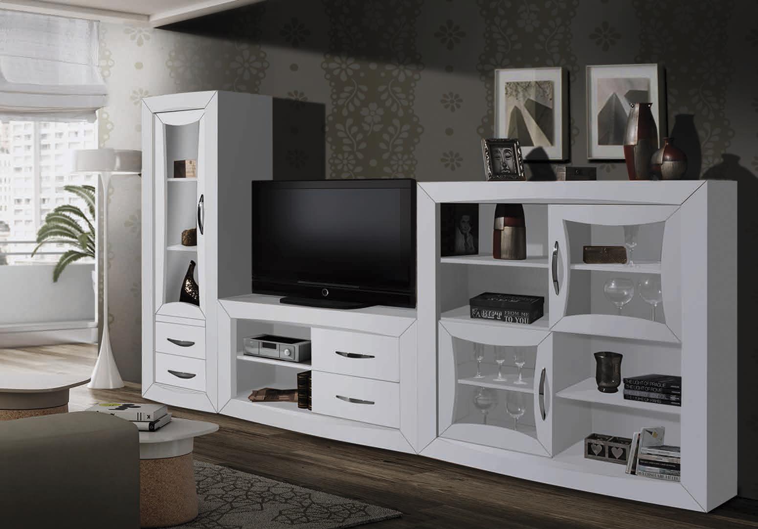 salones-comedores-dormitorios-modernos-madera-lacados ...